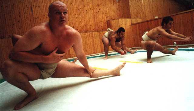 sumo prague