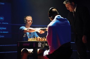 The Strange Sport of Chessboxing